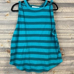 We The Free- Free People 💎Jungle Teal💎 Knot tank